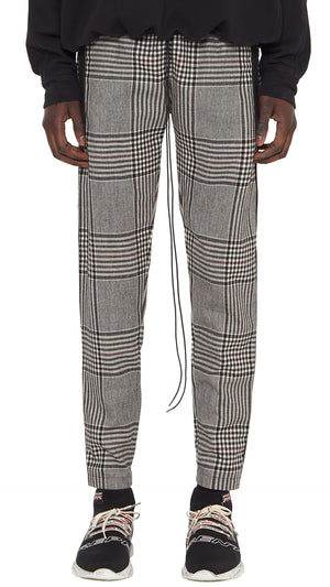 Track Pants - Large Check