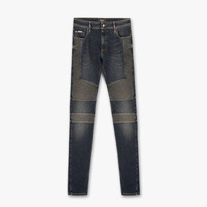 Biker Denim - Vintage Blue