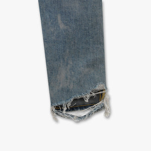 Essential Denim - Work Blue
