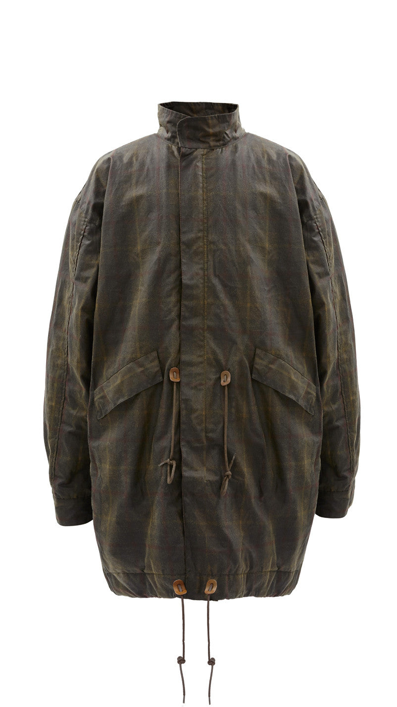 Military Parka - Hunter