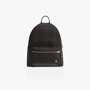 Backpack - Tartan Nylon