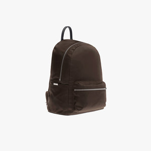 Backpack - Brown Nylon
