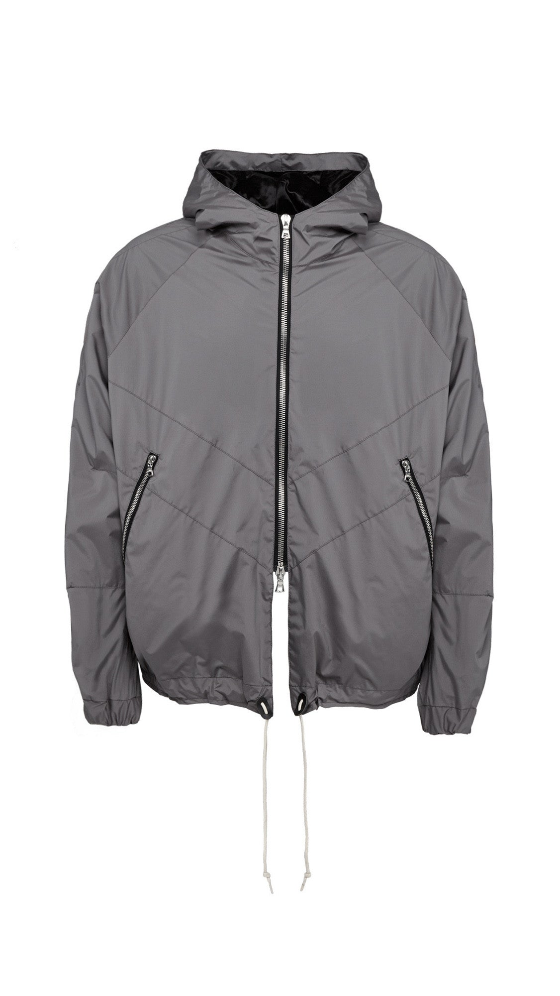 Zip Up Jacket - Nardo