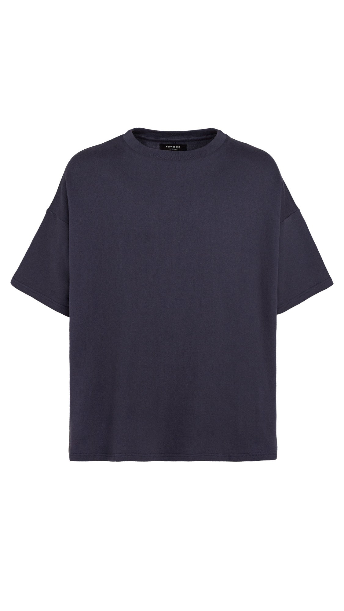 Heavy Over T-shirt - Navy