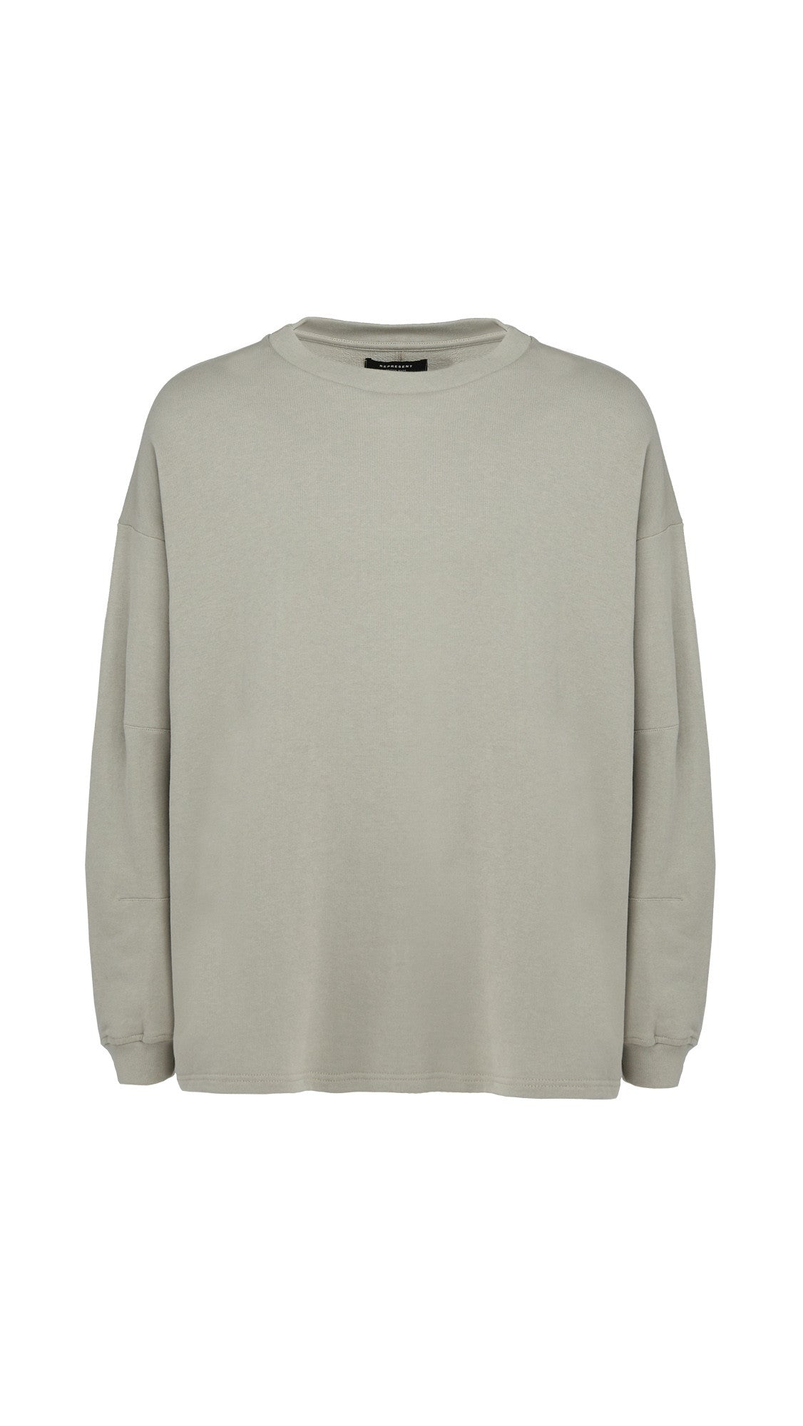 Heavy Long Sleeve Over T-shirt - Pastel