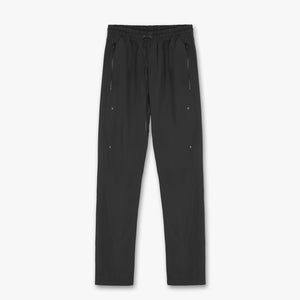 Nylon Detachable Pocket Pant - Black