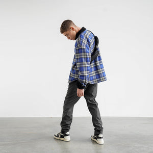 Sherpa Shirt - Blue