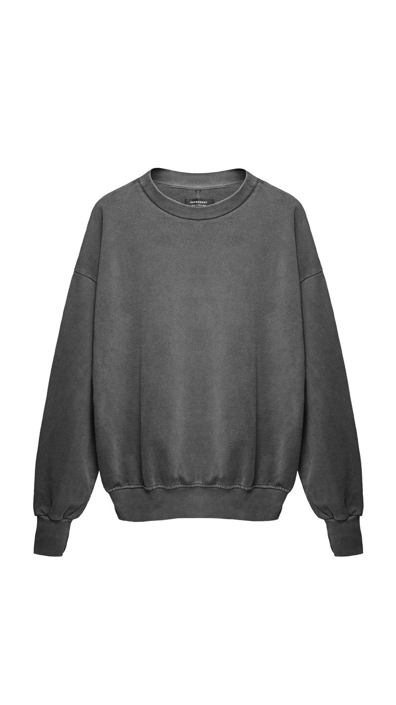 Sweater - Washed Black