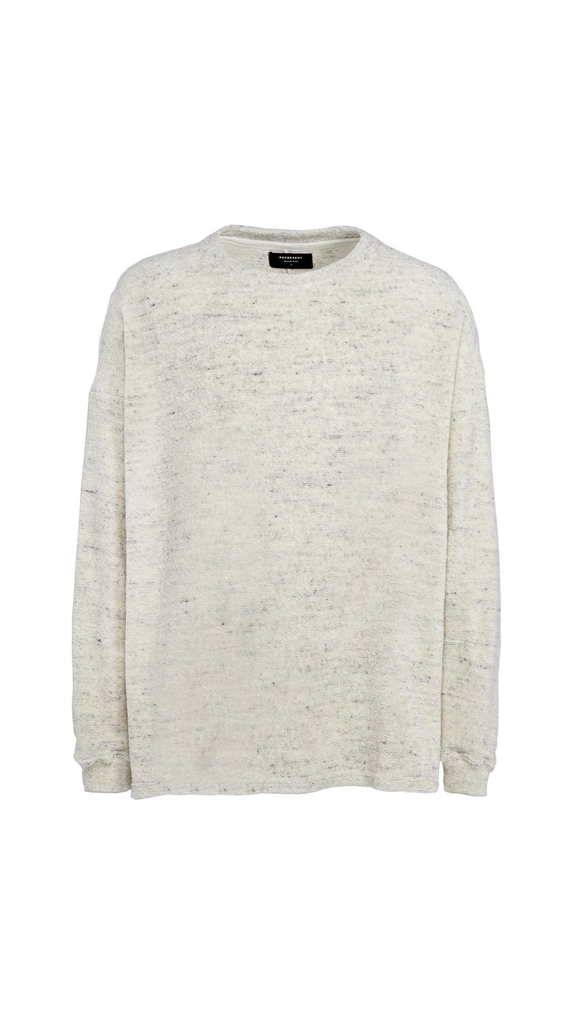 Towel Sweater - Cream