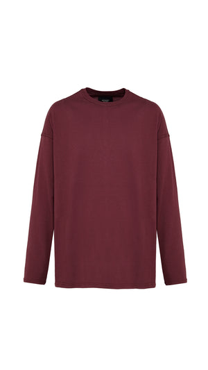Long Sleeve T-shirt - Tawny