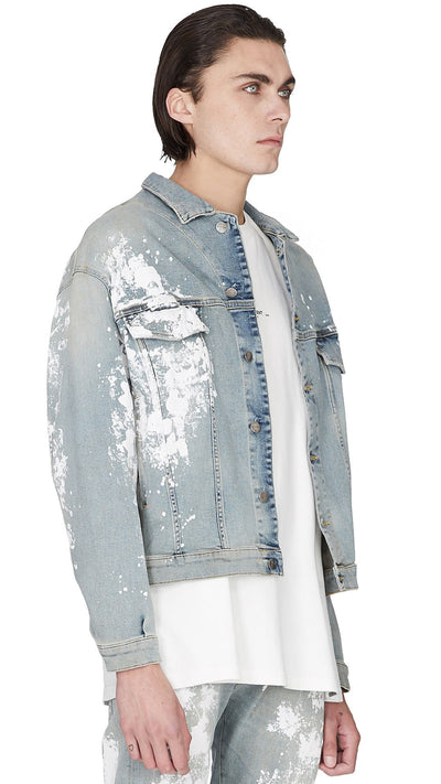 Denim Jacket - Painter