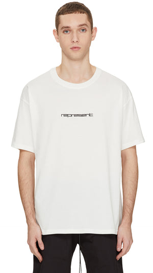 Tech Logo T-Shirt - White