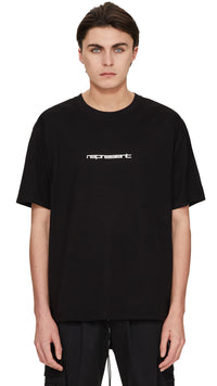 Tech Logo T-Shirt - Black