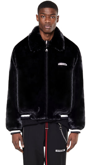Fur Don - Black