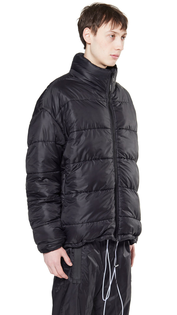 Bubble Jacket - Matte Black