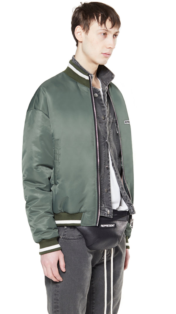 Bomber Jacket - Fawn