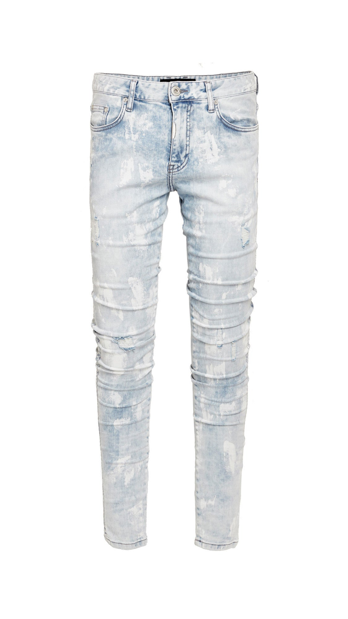 Essential Denim - Bleach Blue