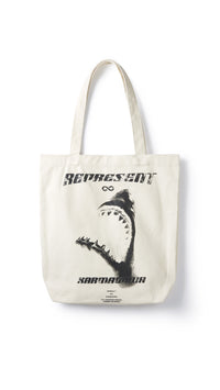 Represent x Karmagawa Tote Bag - Off White