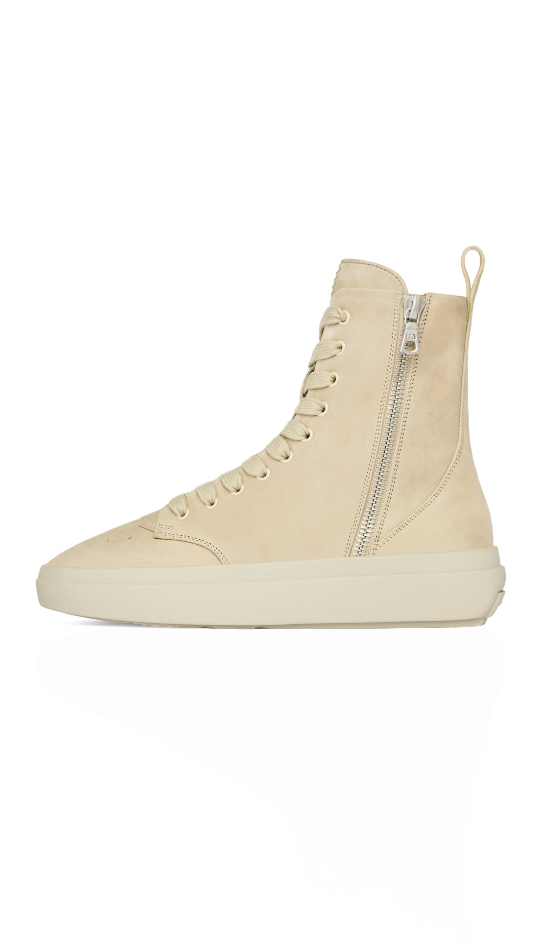 The Alpha Sneaker-boot - Tan