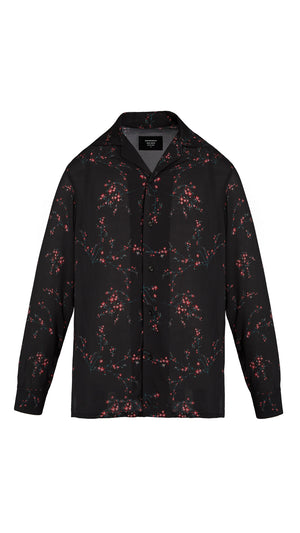 Long Sleeve Shirt - Cherry Blossom