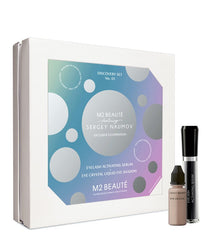 M2 Eyelash Activating Serum & Eye Chrystal Liquid Eye Shadow