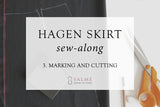 Hagen skirt sew-along - Part 3