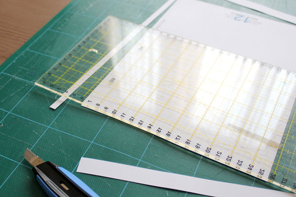 How to print and put together a pdf sewing pattern