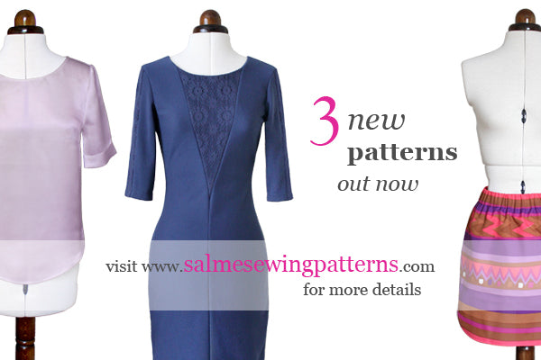 Salme new patterns