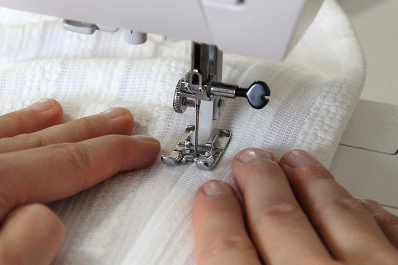 Stitching in the ditch image 2