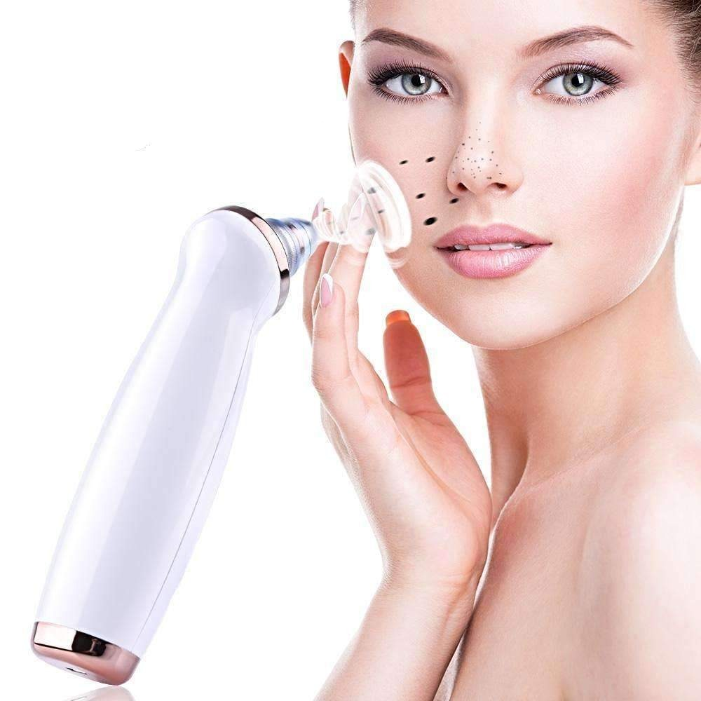 """GlowBright™"" Blackheads & Dead Skin Acne Removal Tool Vacuum Extractor - 1onelove.com"