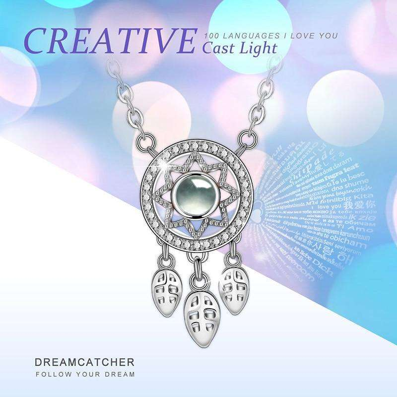 'Dream Catcher' Necklace - 1onelove.com