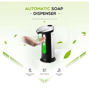 'AUTO' Soap Dispenser - 1onelove.com