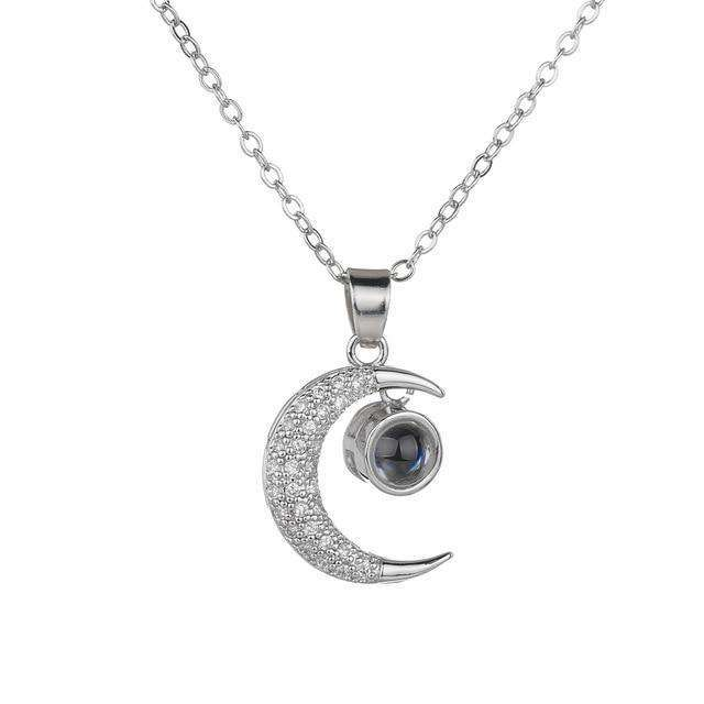 'My Moon Pie' Necklace - 1onelove.com