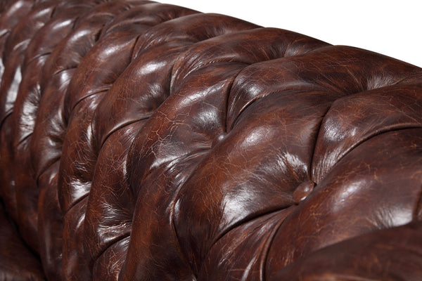 Capiton du canapé Chesterfield Original