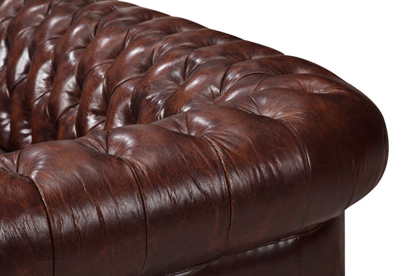 Dossier du canapé Chesterfield Original