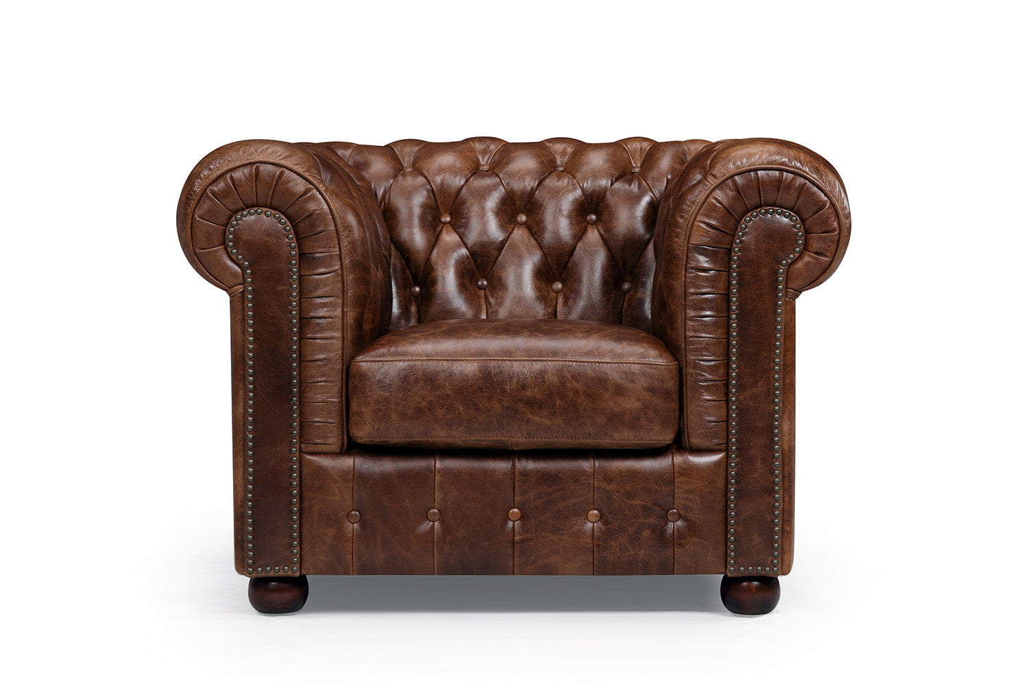 Fauteuil Chesterfield Original