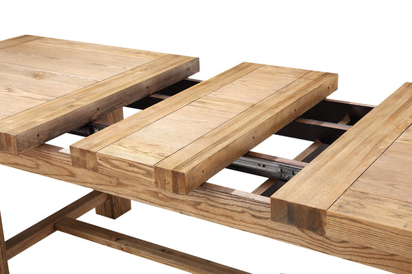Rallonge de Table en Bois Etabli