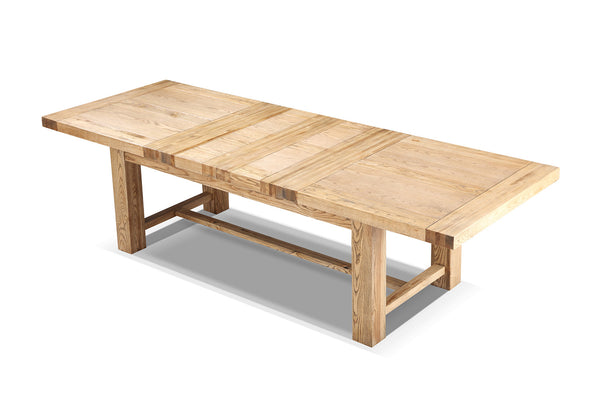 Table en Bois Etabli à Rallonges