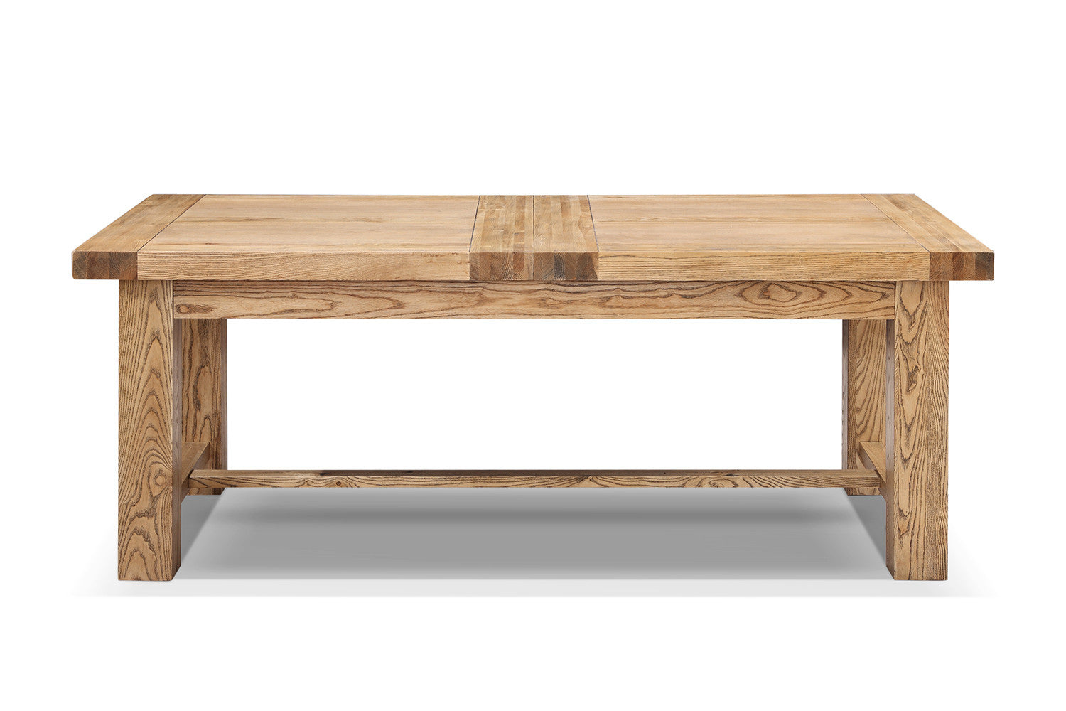 Table de salle manger etabli rallonges rose moore for Table a manger bois