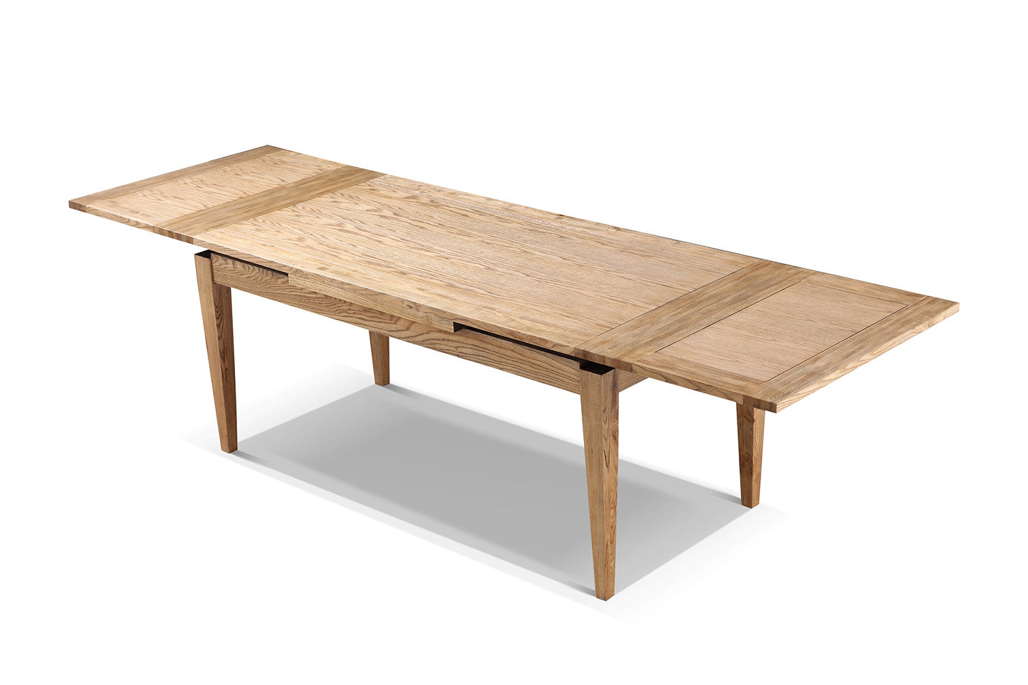 Table A Manger Cottage En Bois Extensible Rose Moore