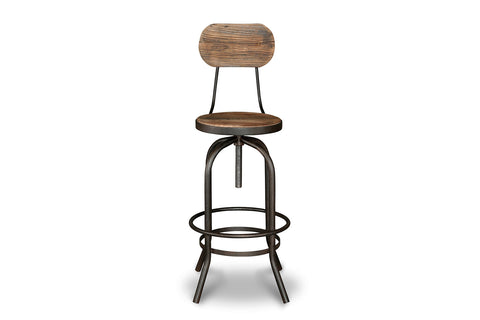 Chaises Banc Tabourets Rose Moore