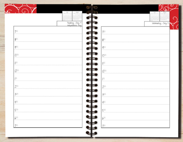 Create Your Own Custom Planner Plan My Planner