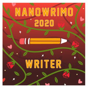 Social Designs for NaNoWriMo 2020