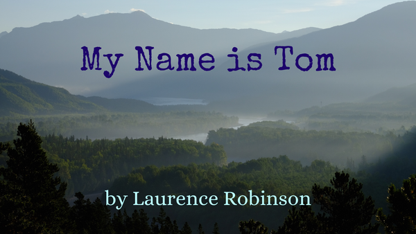 My Name Is Tom by Laurence Robinson