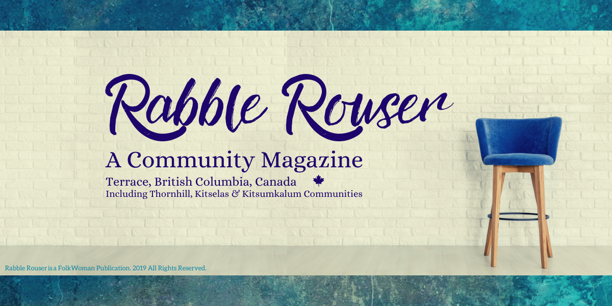 The Rabble Rouser MastPage Header