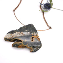 Load image into Gallery viewer, Ocean Jasper and Copper Necklace