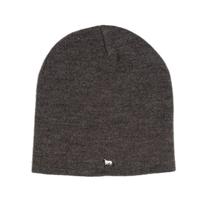 Dark Grey Toque
