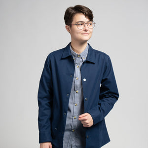 Equinox Sueded Coach's Jacket