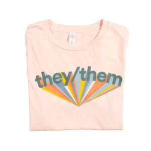 PDL Artist Series: Kelly Small Pronoun Tees