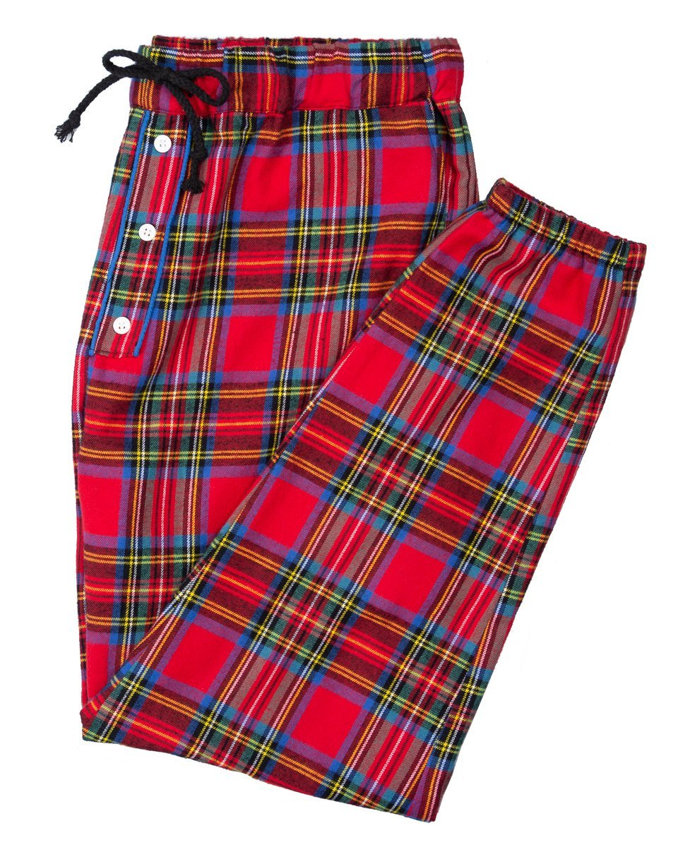 Perseus Flannel PJ Pants